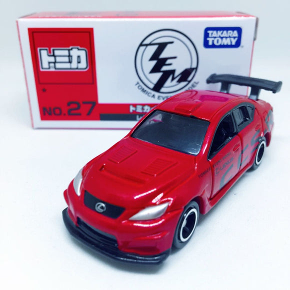 Tomica Takara Tomy Toysトミカ | Lexus IS F CSSR | Tomica Event Model