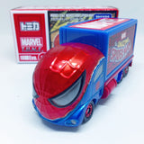 Takara Tomy Tomica | Marvel 1.0 T.U.N.E Masked Carry Spider Man | Marvel Edition - Tomica Hong Kong