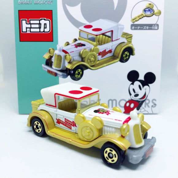 Takara Tomy Tomica | Mickey Mouse Birthday Edition November 18th | Disney Motors | Box Set - Tomica Hong Kong