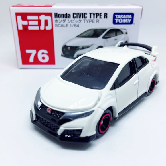 Tomica Takara Tomy Toysトミカ | No. 76 Honda Civic Type R EK9