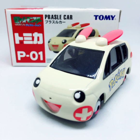 Takara Tomy Tomica | P-01 Prasle Car - Pokemon | Dream Tomica