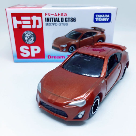 Tomica Takara Tomy Toysトミカ | SP - 7-Eleven Limited Initial D GT86
