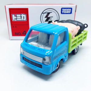 Takara Tomy Tomica | 4 Suzuki Carry Pig | Tomica Event Model