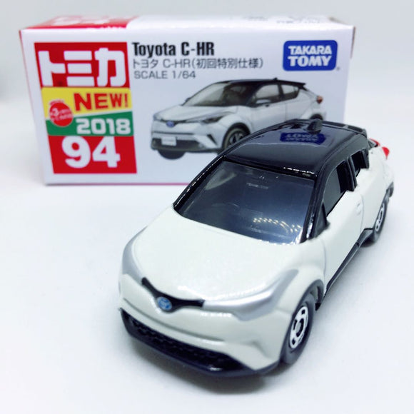 Takara Tomy Tomica | No. 94 Toyota C-HR (First Edition) | New - Tomica Hong Kong