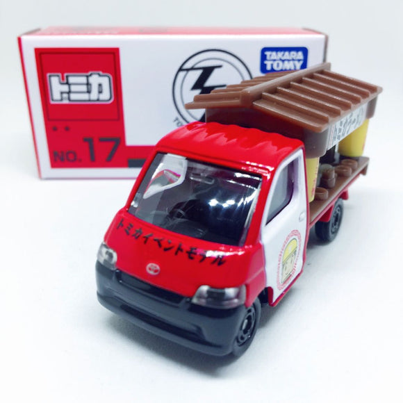 Takara Tomy Tomica | 17 Toyota Town Ace Truck | Tomica Event Model | New - Tomica Hong Kong