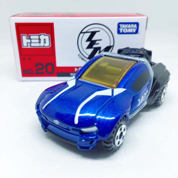 Takara Tomy Tomica | 20 Water Drive | Tomica Event Model