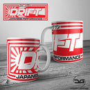 JDM Japanese Performance Drift Car Funny Coffee Mug/Cup