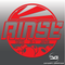 Large Japanese Themed Car Detailing Rinse Vinyl Bucket Sticker