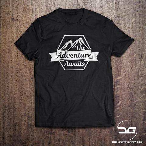 The Adventure Awaits T-Shirt