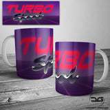 Turbo Spool Funny Novelty Car Coffee Mug/Cup