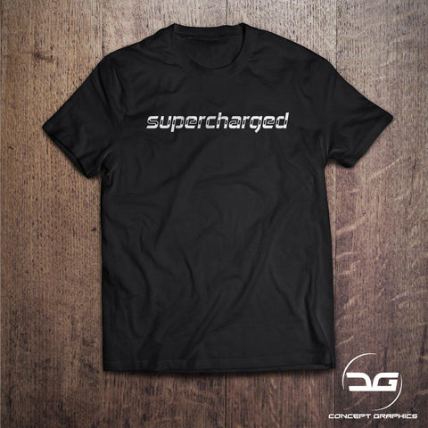 Supercharged Boost T-Shirt R53 Mini