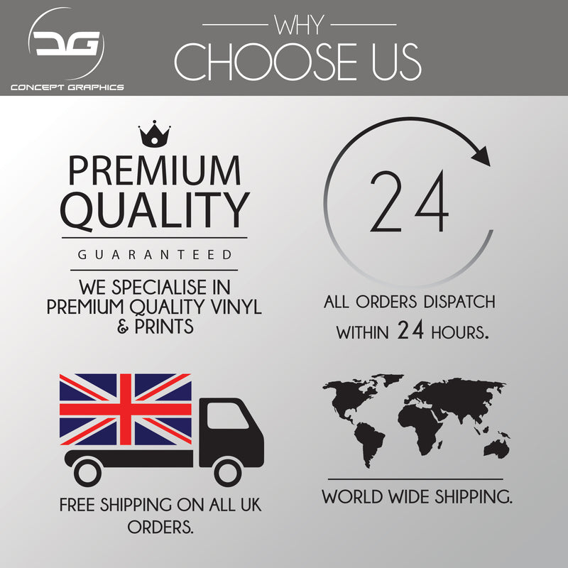 Concept Graphics Why Choose Us