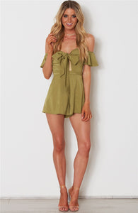 ROSE OF THORNS PLAYSUIT