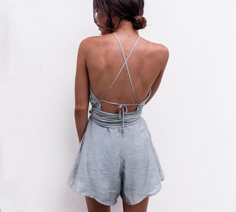 THE HOLLYWOOD PLAYSUIT