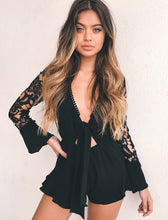 ROUGE BLOOMS PLAYSUIT