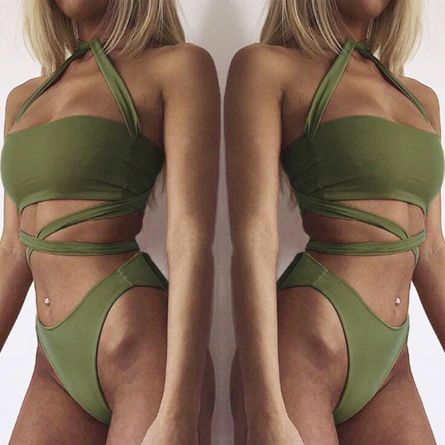 SCANDI BANDAGE SWIMSUIT