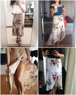 BOO BOO LONG SKIRT