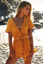 WRAP ME UP PLAYSUIT