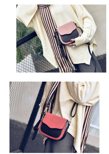 Vintage Retro Single Flap Trend Shoulder Bag
