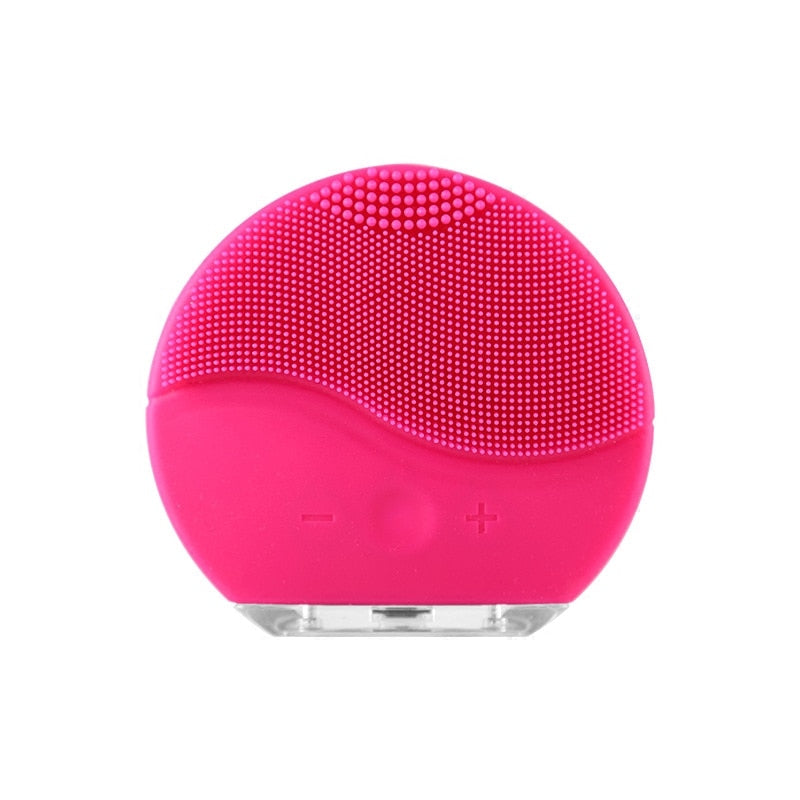 Makeup & Deep Pores Cleaning Electric  Beauty Massager