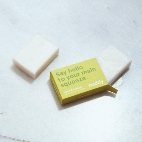 Soap Bar - Lime + Lemon