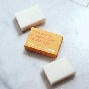 Nuddy Soap Bar - Mango