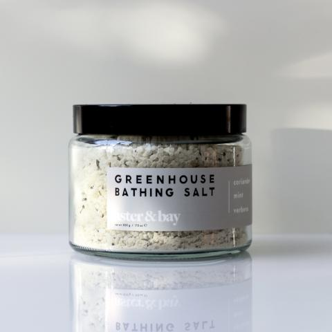 Aster & Bay Greenhouse Bathing Salt