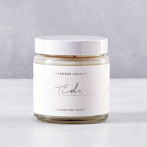 Tides - Luxury Coconut Wax Vegan Candle
