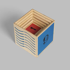 Nautical Nesting Cubes