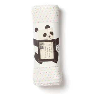First Kisses Muslin Swaddle