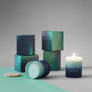 Scandinavisk Nordlys Candle and Diffuser Lifestyle
