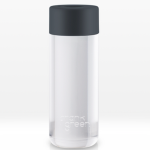 Smart bottle with titanium lid