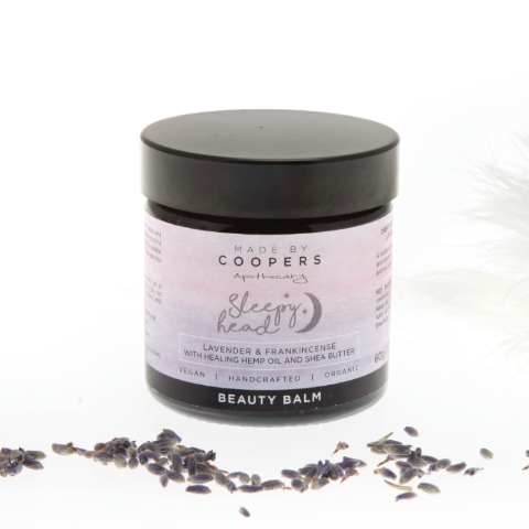 Made by Coopers Sleepy Head Beauty and Sleep Balm