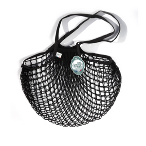 French Net Market Bag - Long Handles