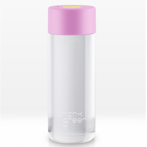 SmartBottle Blush Pink and yellow