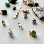 Birthstone Pendants
