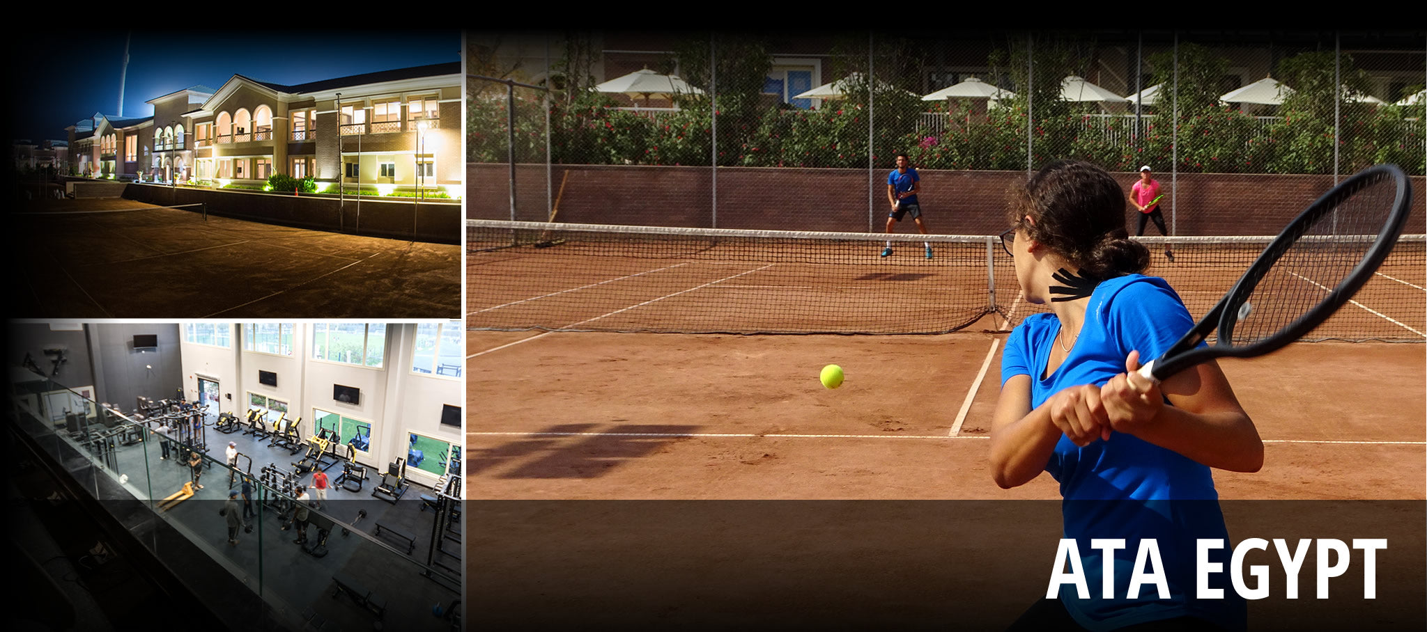 Advantage Tennis Academy in Egypt
