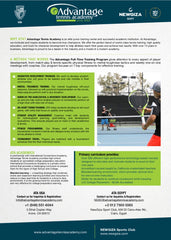 Advantage Tennis Academy Egypt 2018