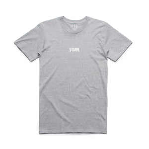 Mini Logo Tee Grey
