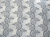 Floral Pattern Handloom Cotton Jacquard Fabric