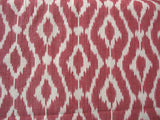 Yarn Dyed Ikat Upholstery Weight Home Furnishing Throw Pillow Bags Curtains Sofa Cover Fabric