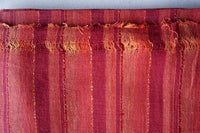 Yarn Dyed Handwoven Striped Woven Cotton Fabric Sold by Yard