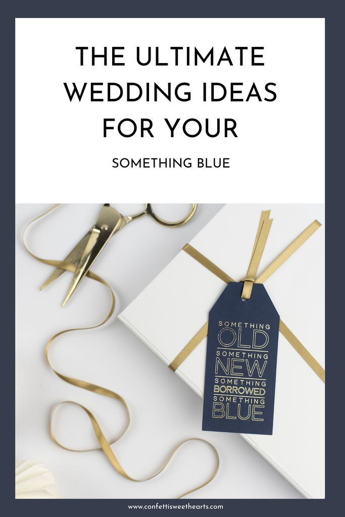 Wedding Ideas for your Something Blue