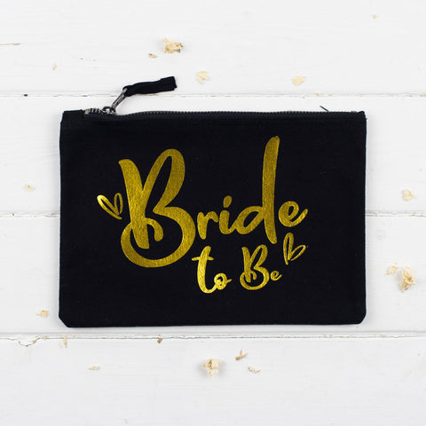 Bride to Be Clutch Bag