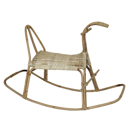 Rattan Rocking Horse (ON SALE/was $239)