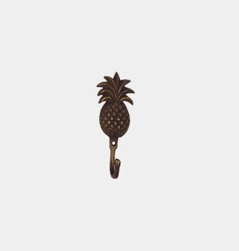 Pineapple Hook Brass - Small