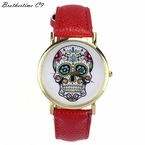 Skull Candy Women Watch