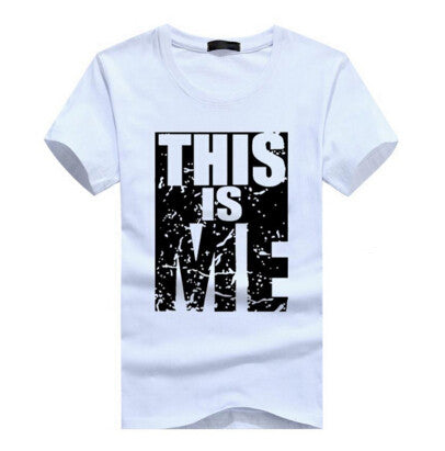 """THIS IS ME"" Fashion T-Shirt"