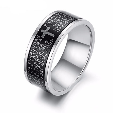 Christian Men Ring