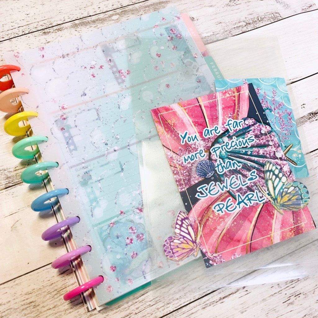 EllieBeth Creative pAck and crafty planner
